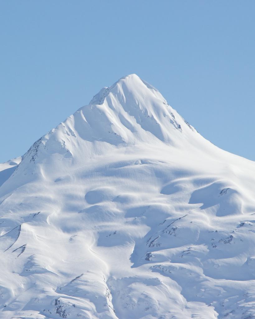 Bard Peak, Alaska