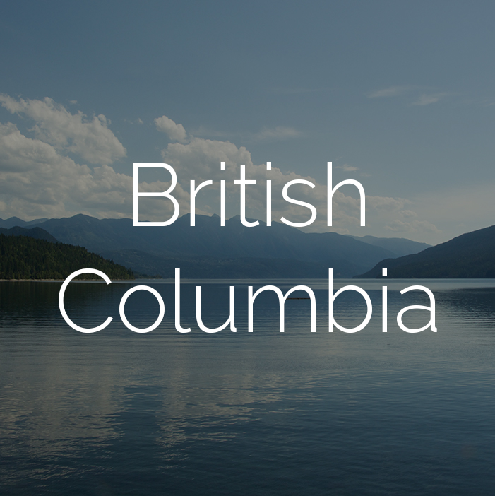 Travel Guide: British Columbia