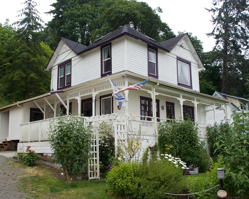 The Goonies House, Astoria, Oregon