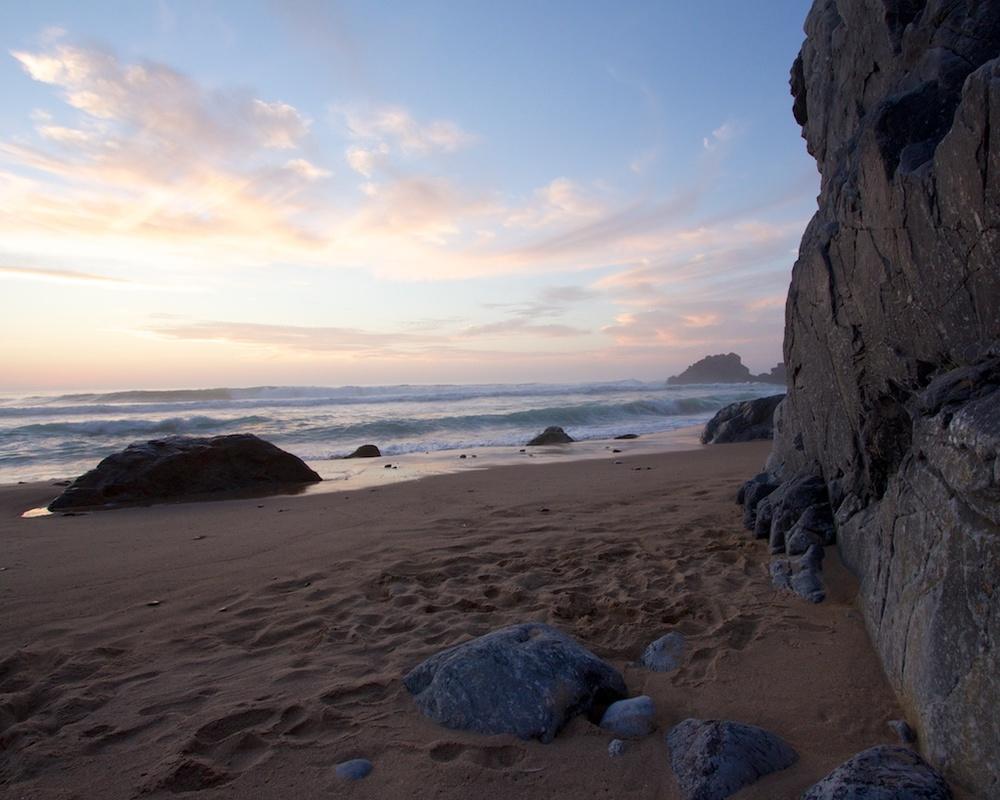 Praia da Agrada, Portugal