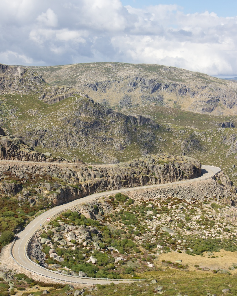 Roads in Serra Da Estela Portugal Photo Credit Fugue Photo