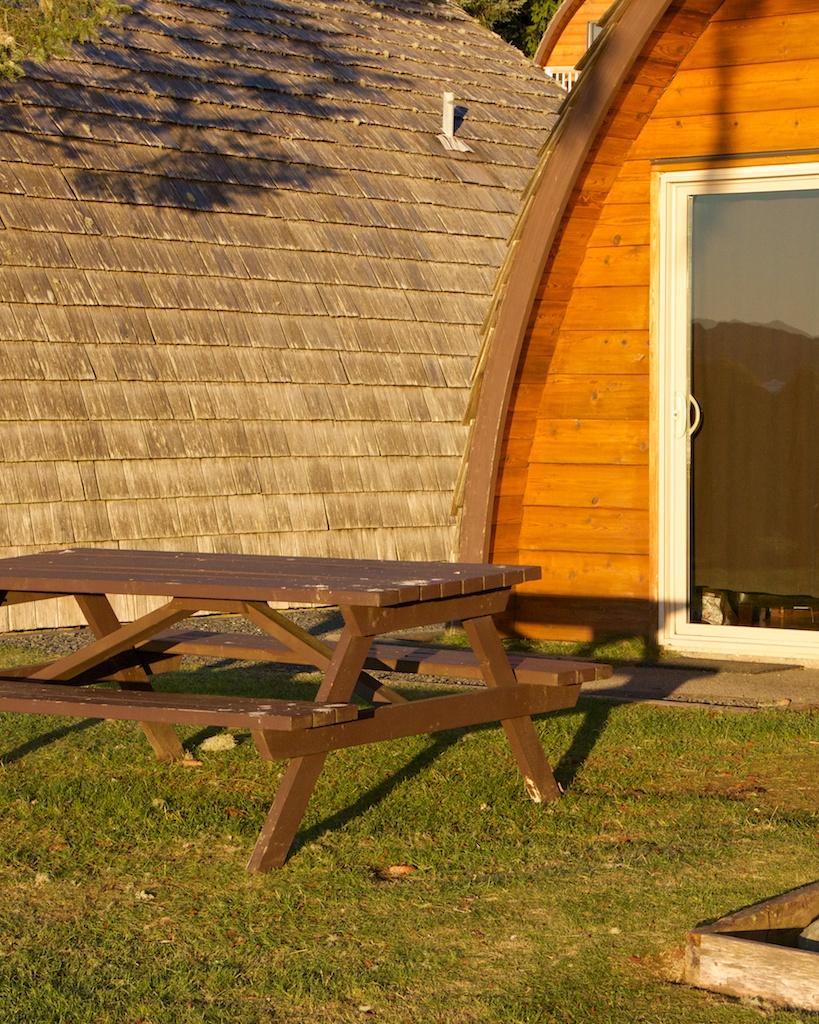 Ocean Village Resort, Tofino, British Columbia