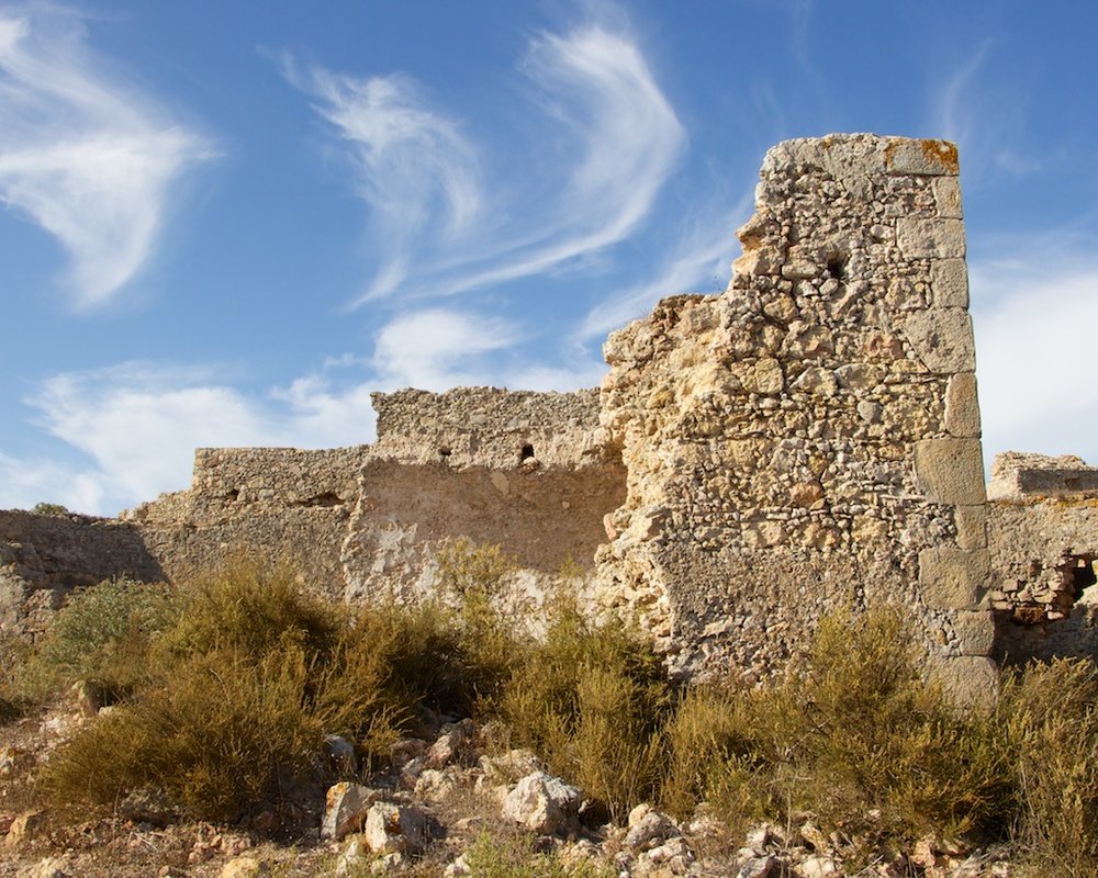 Forte de Almádena in Southwest Alentejo and Vincentine Coast Natural Park