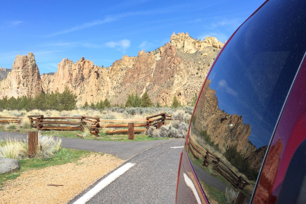 Smith Rock State Park, Eastern Oregon