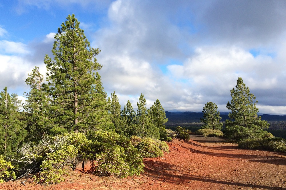 Newberry National Volcanic Monument, Eastern Oregon