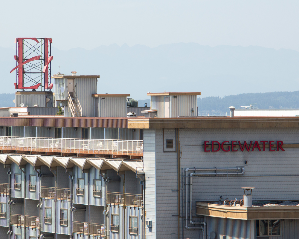 The Edgewater Hotel, Seattle, Washington