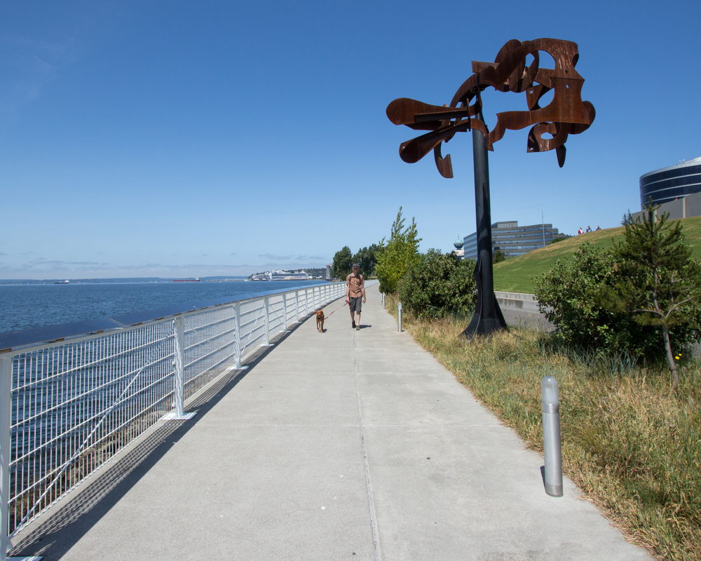 Elliot Bay Trail, Seattle, WAshington