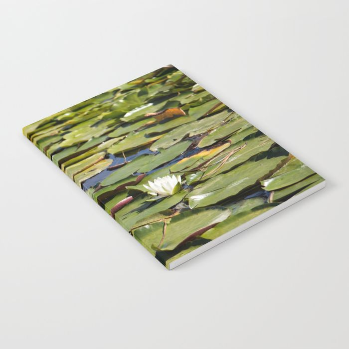 Lily Pad Notebook