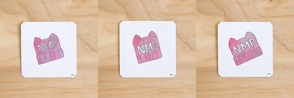 NMP Artist Tiles