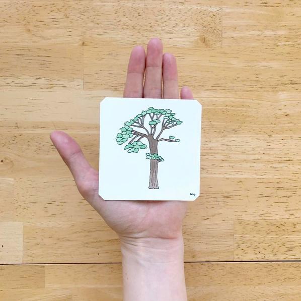 Cairngorm Tree