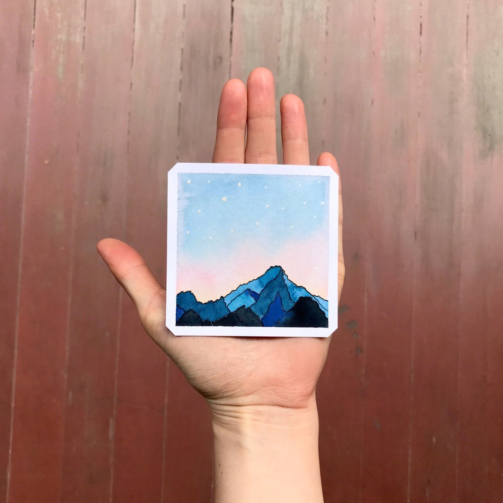 Glacier Peak (Sold)