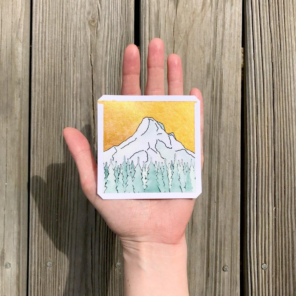 Mount Hood (Sold)