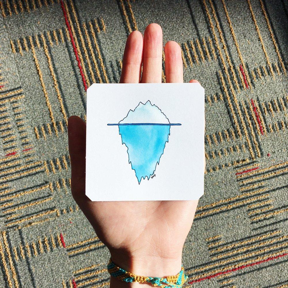 Iceberg (Sold)