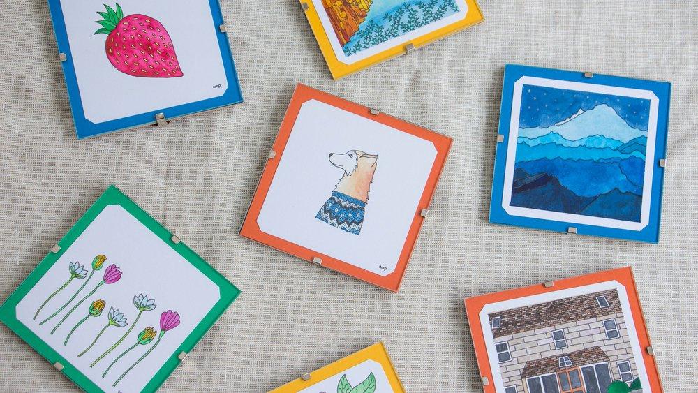 AMC 100 Artist Tiles Project