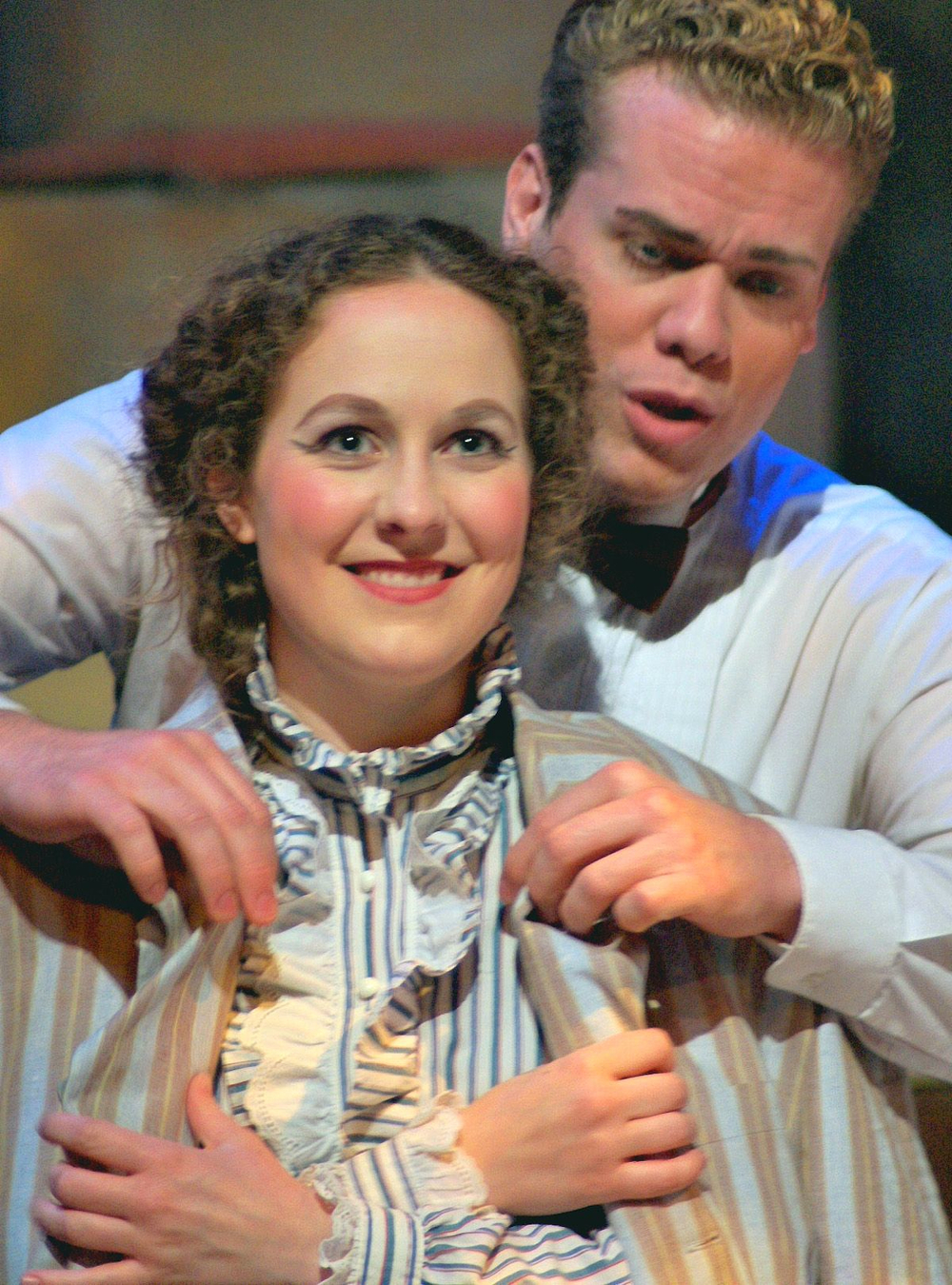 Nancy (Albert Herring) at the University of North Texas