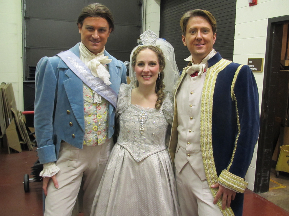 Cenerentola Post-show with Marc Schreiner & Christopher Burchett