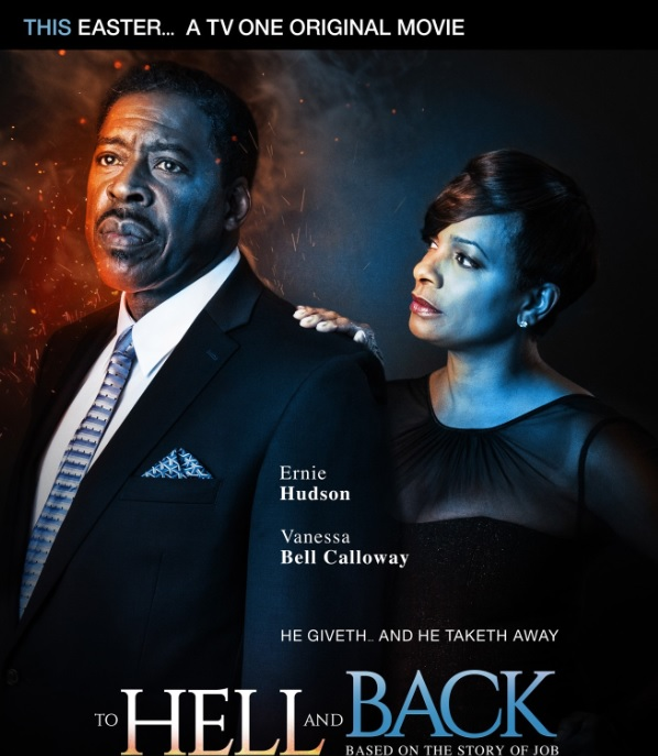 "Watch Vonii along with Ernie Hudson in TV One's original movie ""To Hell and Back"" Easter 2015"