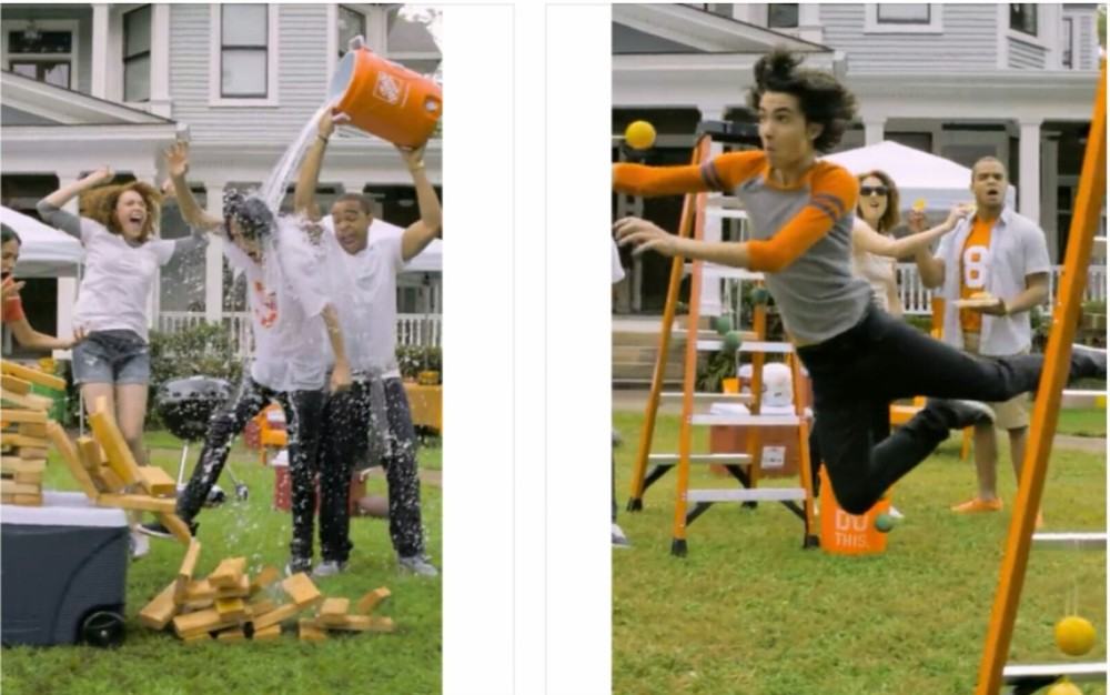 Vonii Appeared in 6 ESPN/Home Depot Snap Chat commercials during the college football 2015 season