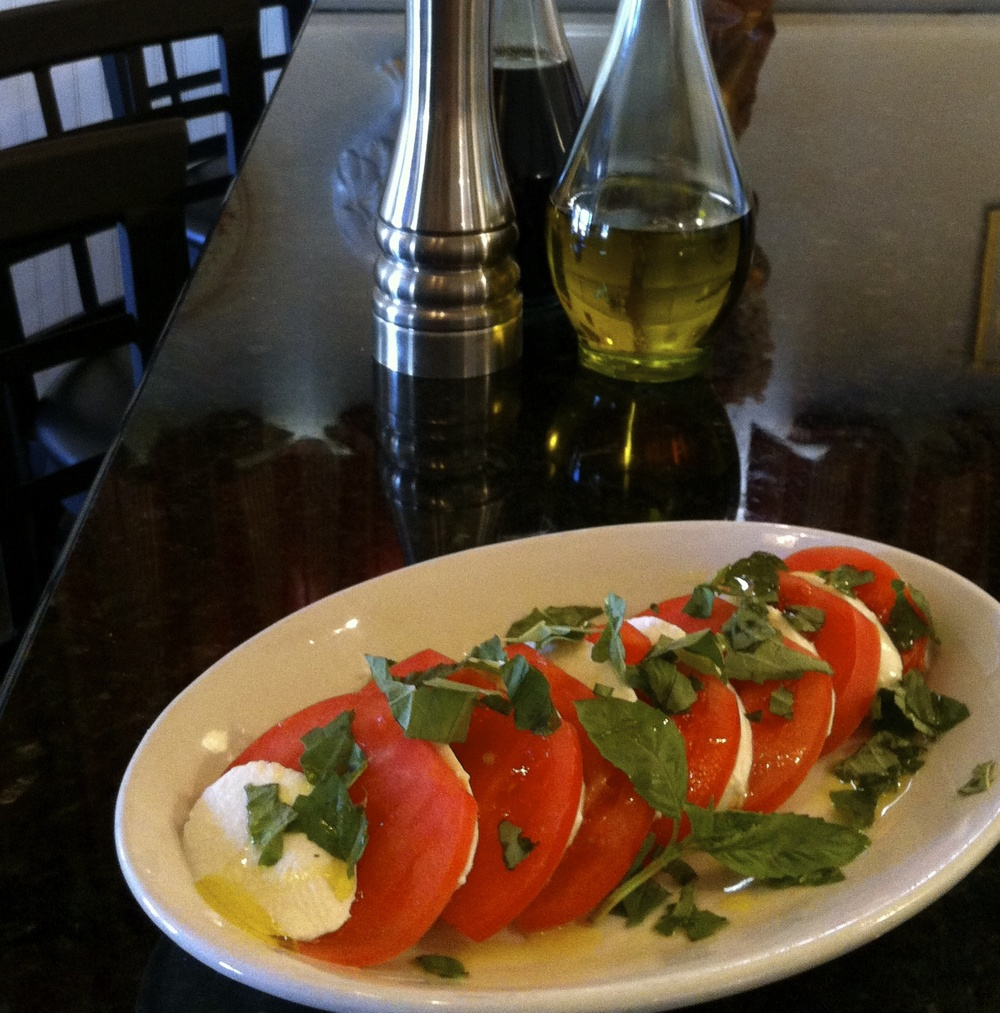 Our Fresh Insalata Caprese Appetizer