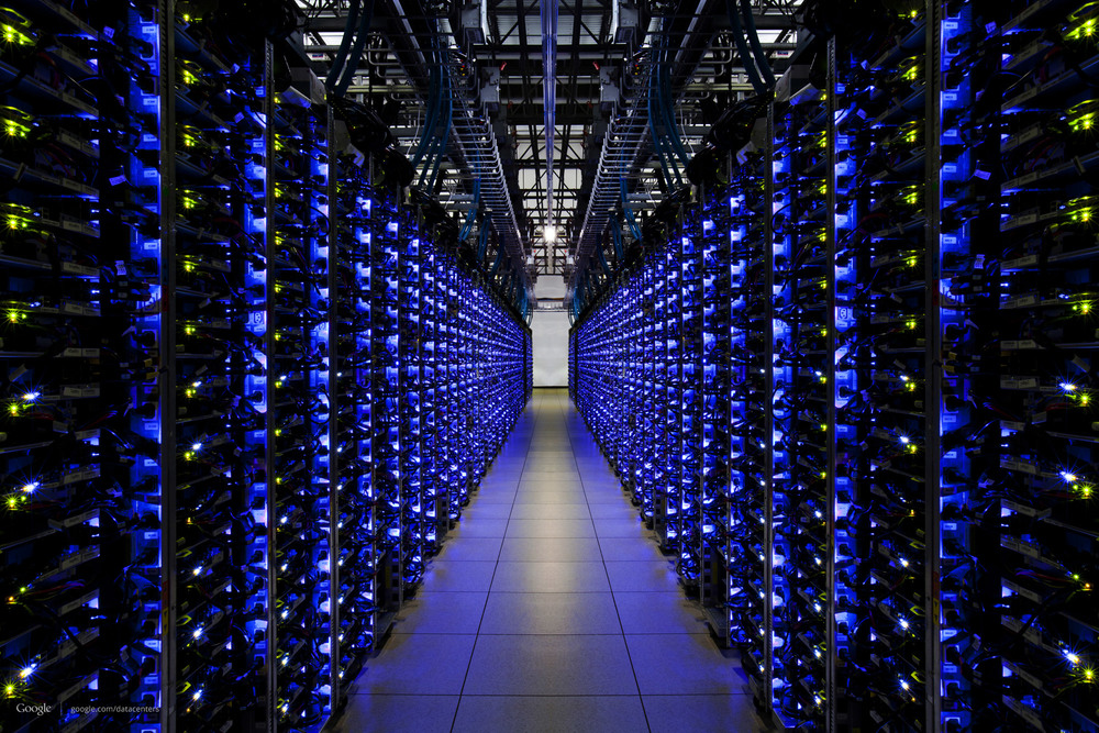 Google NC Data Center
