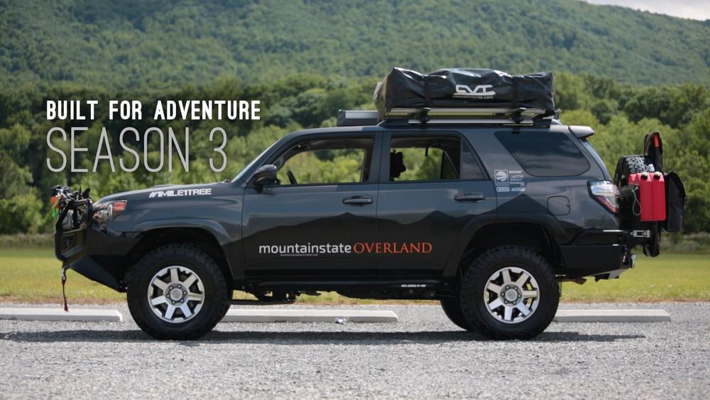Mountain State Overland 2015 Te 4runner Overland Build