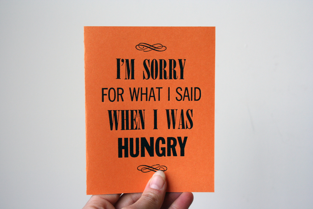 Runaway Press makes playful and awesome letterpress cards and prints.