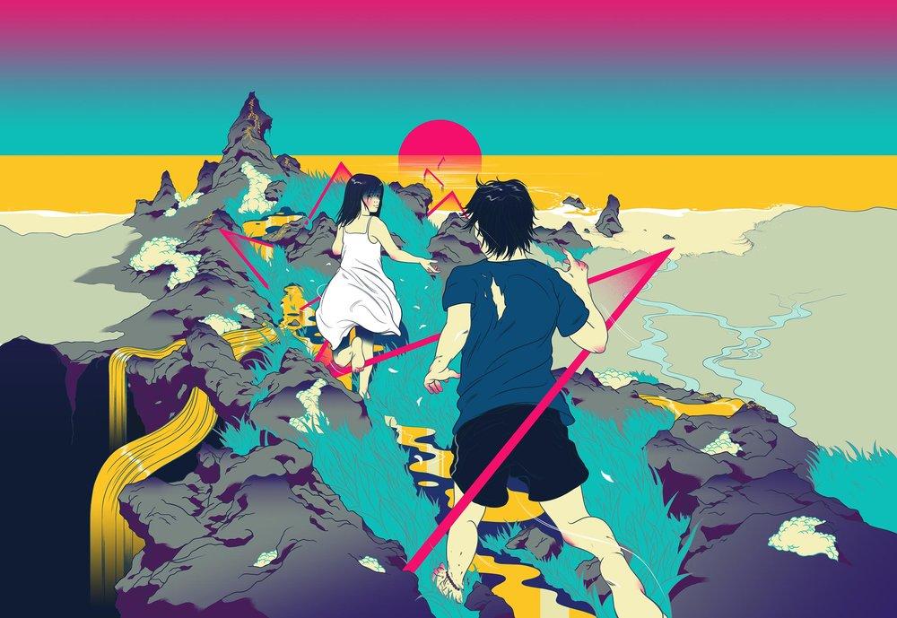 GRiZ — Album Cover
