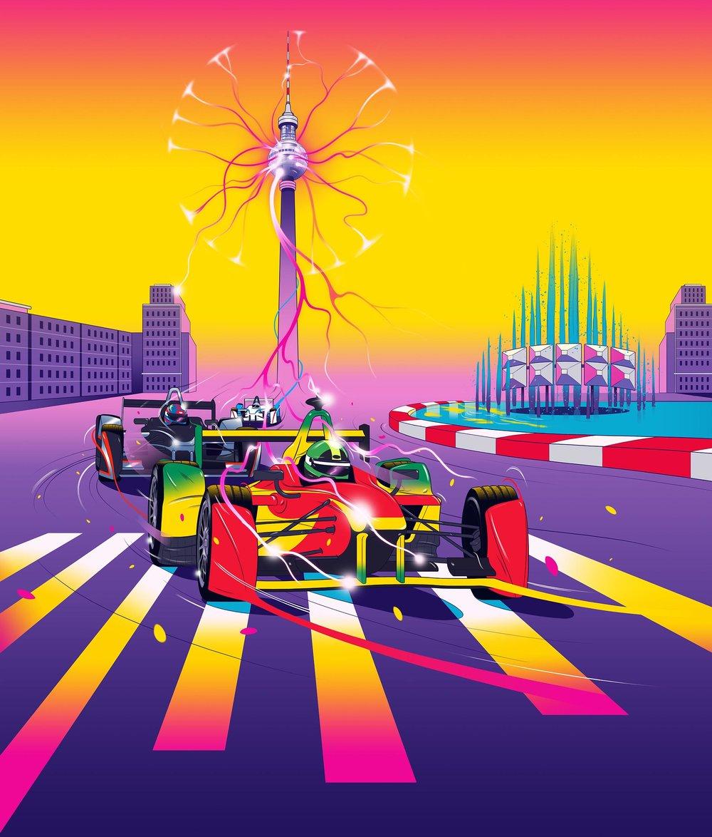 FIA Formula E — Season 2 Campaign