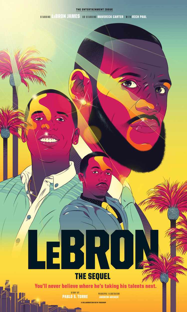 ESPN —Lebron James
