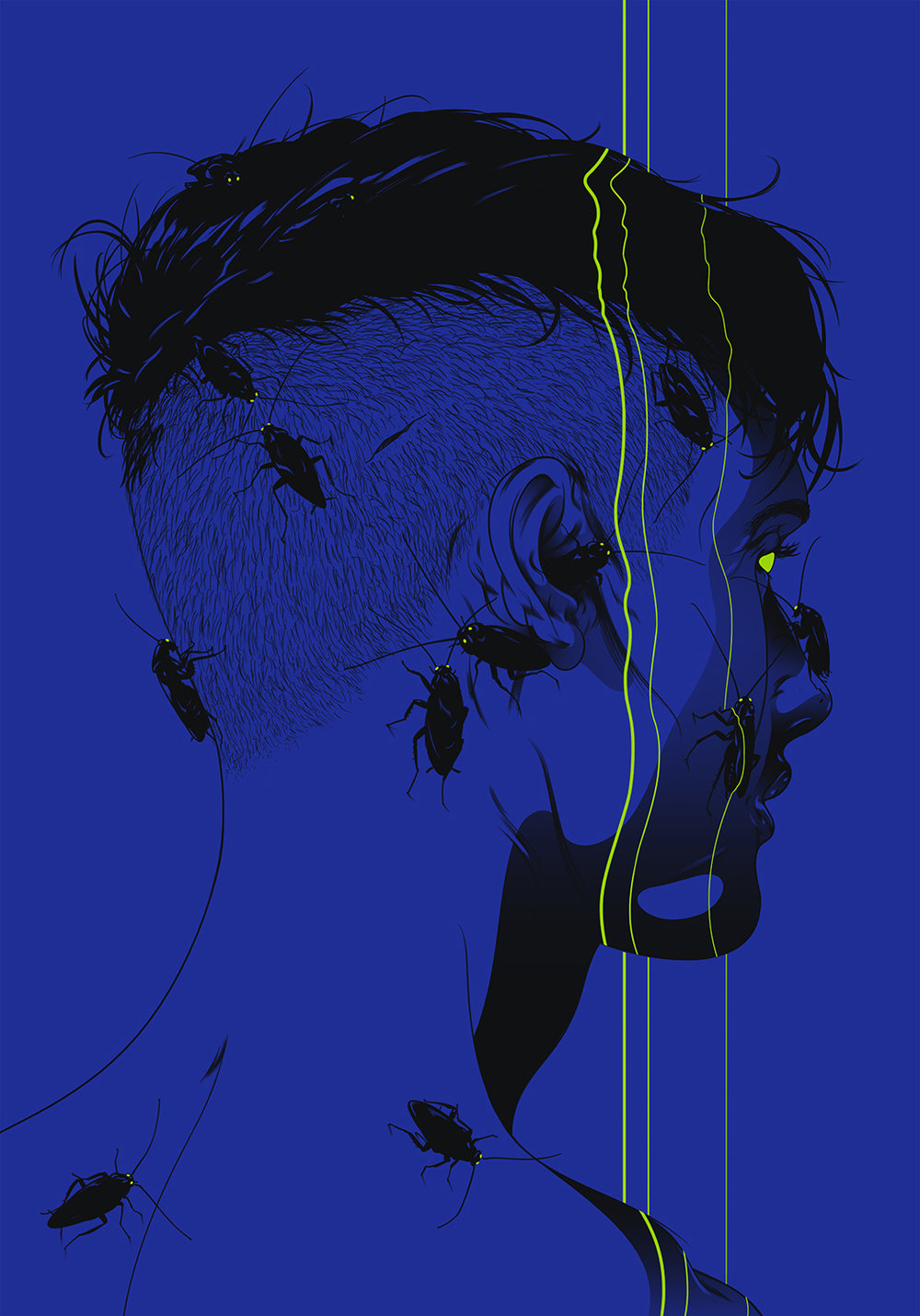 The Folio Society — A Scanner Darkly