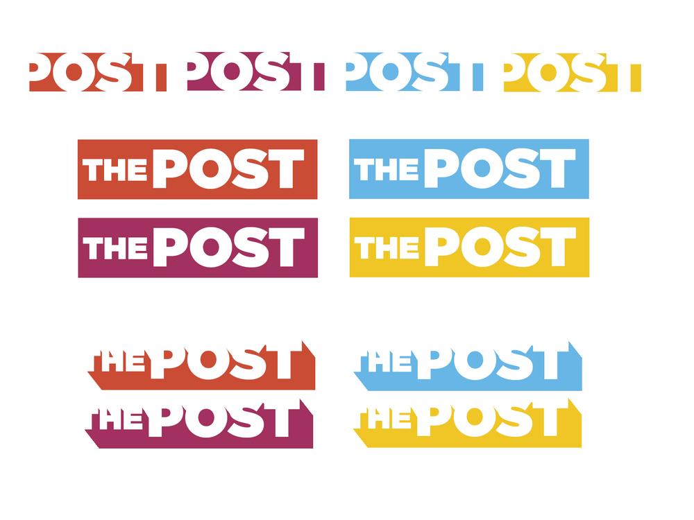 'Post' Flag Idea Board