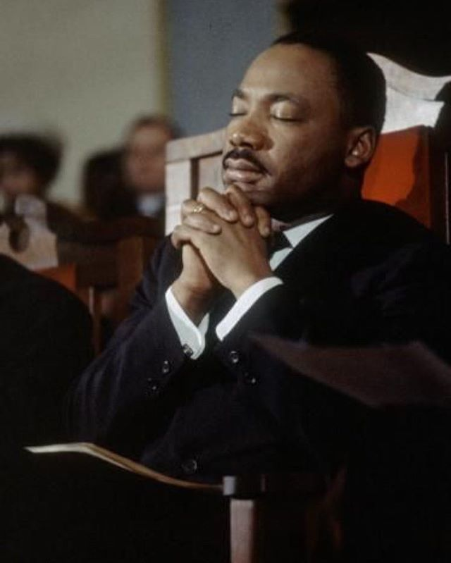 "More than anything, Dr. Martin Luther King Jr. was a minister of the Gospel of Jesus Christ. This past year, I read one of his writings which was so extremely profound that I thought I would share it. Here it is, and I pray that we too will follow in Dr. King's footsteps just as He so faithfully followed Jesus. 🙏 ""But though I was initially disappointed at being categorized as an extremist, as I continued to think about the matter I gradually gained a measure of satisfaction from the label. Was not Jesus an extremist for love: 'Love your enemies, bless them that curse you, do good to them that hate you, and pray for them which despitefully use you, and persecute you.' ...but what kind of extremists will we be. Will we be extremists for hate or for love? Will we be extremists for the preservation of injustice or for the extension of justice? ...Jesus Christ was an extremist for love, truth and goodness, and thereby rose above his environment."" (Martin Luther King, Letter from the Birmingham Jail 1963) I pray that Dr. King's words will inspire us everyday to be extremists for Jesus Christ, to follow and to live by God's government foundation of selfless Love. I pray that in light of how things are in our world today and especially in our country, that we will rise above our environment and learn to truly Love our enemies and neighbors as ourselves. Happy Martin Luther King Day!! God Bless you Dr. King! Thank you for showing us true Christianity!! ❤️✝️🙏#mlk #mlkday #godsservant #truth #love #faith #christianity #ihaveadream #loveyourneighbors #loveyourenemies #godslove #livebylove #thankyoudrmlk #manofgod #manoffaith #manofprayer #ministerofthegospel #belikejesus #soilderofchrist #godblessamerica #selflesslove"