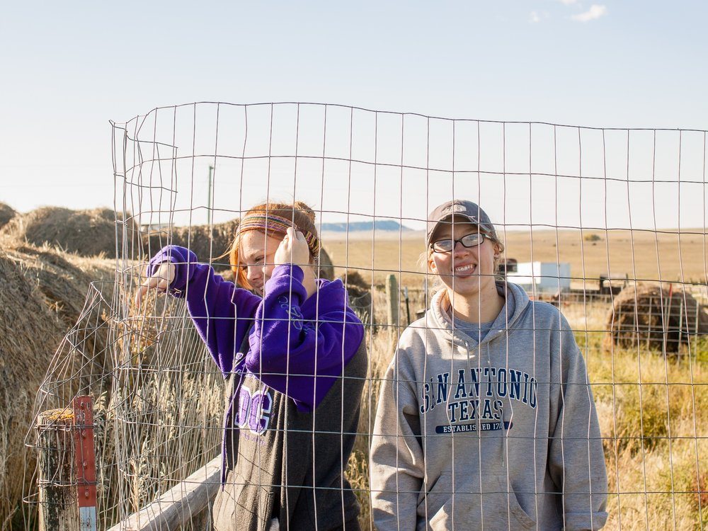 """Pine Ridge Reservation has significantly changed my outlook on life. I learned life skills along with how to perform basic tasks on a ranch. Along with building relationships with children, my heart has grown for them more. Our team bonded and grew together as a family.""     - MEREDITH -"