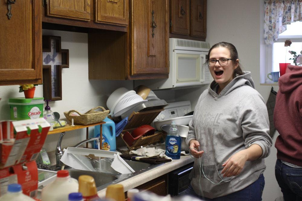 Organizing the Kitchen