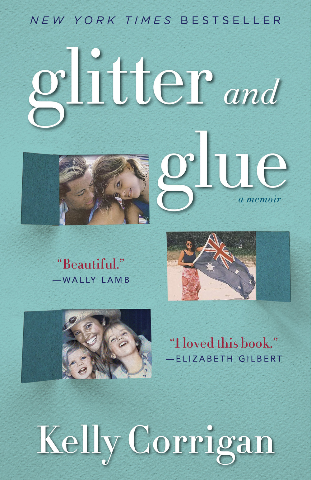 Order Glitter and GlueAmazon | Barnes & Noble | Powell's | BAM | Hudson | IndieBound | Target | iBooks -