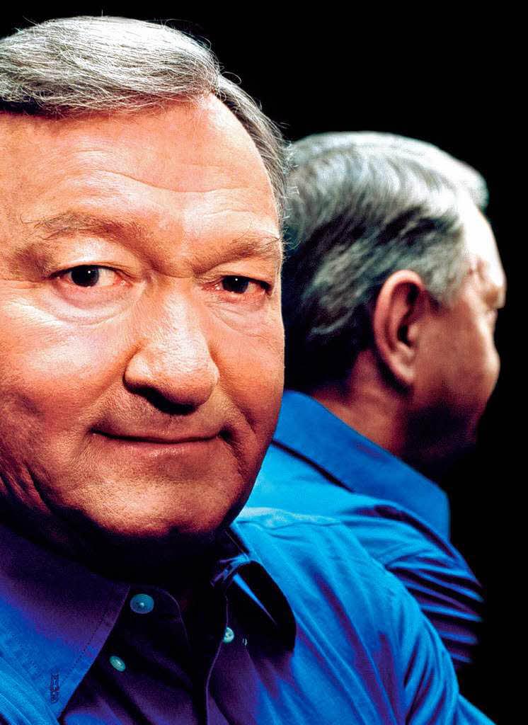 Erich von Däniken. Promo shot ,  courtesy of Erich von Däniken.