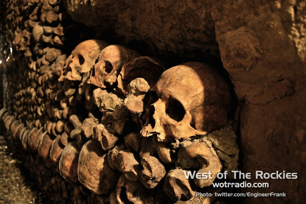"Related : "" A Walk Through The Catacombs: The Deadly Depths of Paris ."""