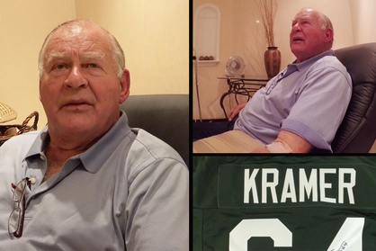 "Jerry Kramer, NFL Champion, Green Bay Packers, receives fetal stem cell therapy in Tijuana, Mexico - ""The God Cells"" (2016) © Merola Productions"