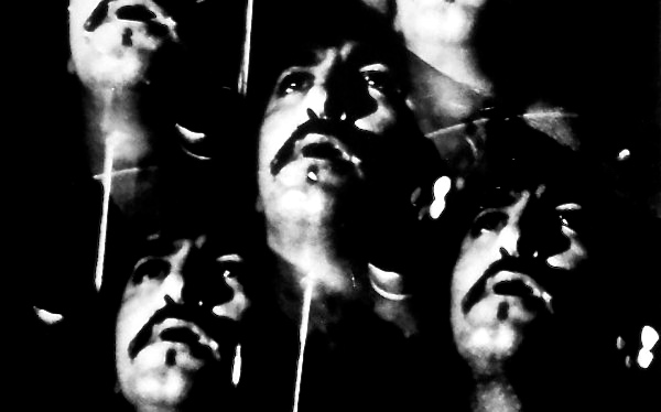 Cover art for Jim Sullivan's album U.F.O. originally released in 1969 featuring the legendary Wrecking Crew (Beach Boys, Phil Spector) -- released by Light In The Attic Records in 2010.