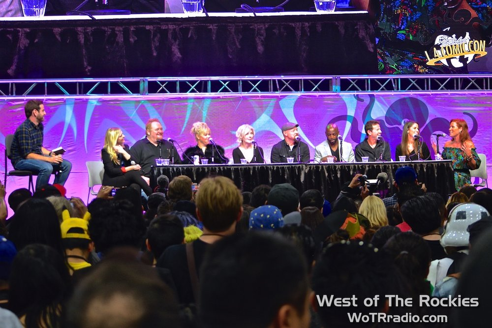 """Sabrina, the Teenage Witch Reunion"" Panel"