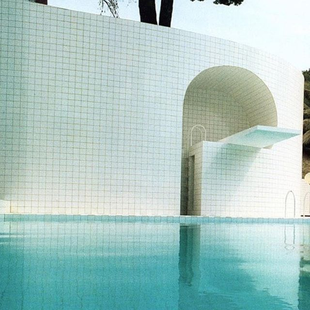 Pool by Alain Capeilleres #poollife #goodlife #impossiblepoolseries #madebyjimmy