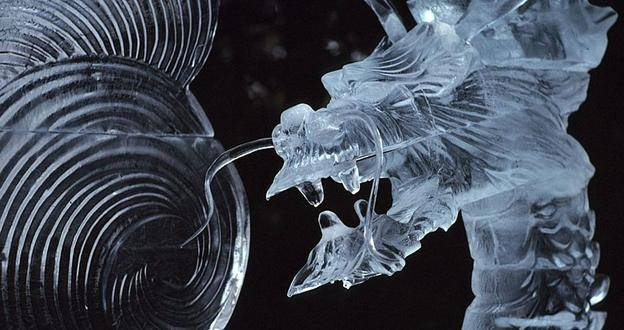 The History Of Ice Carving