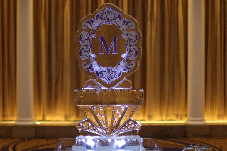 WEDDING — ICE LAB ICE SCULPTURES Maryland Washington DC & Virginia