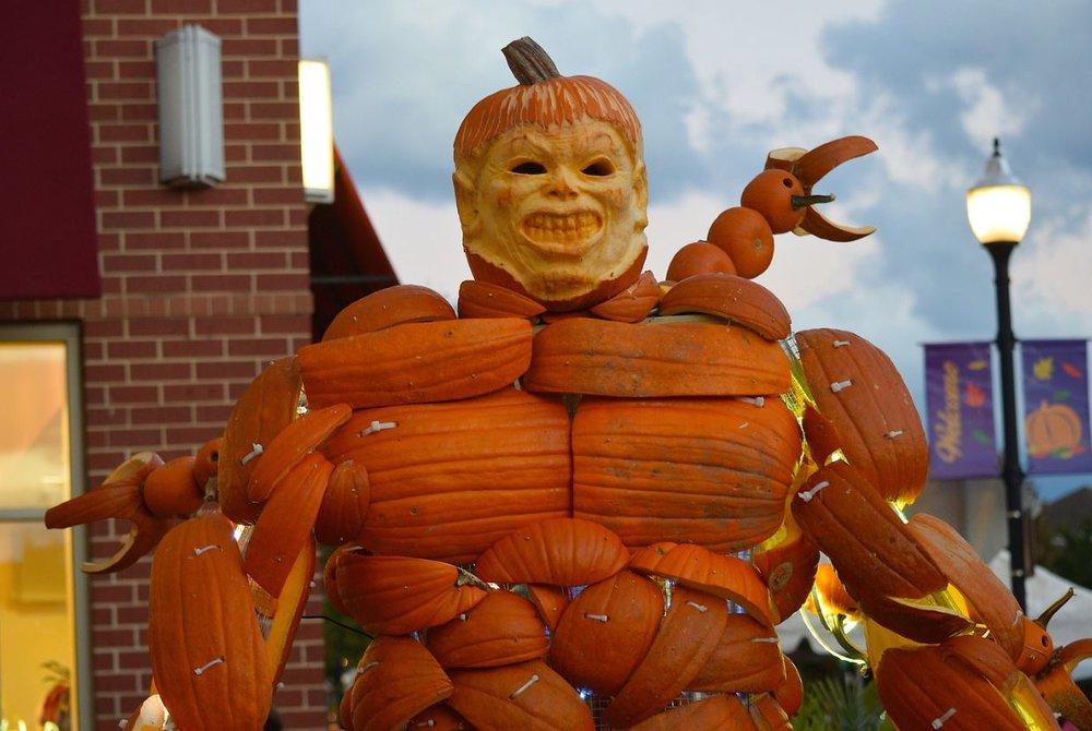 Maryland Pumpkin Carver