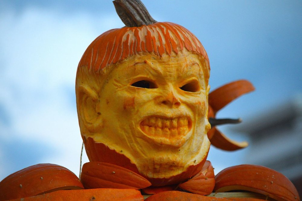 Leesburg Virginia Pumpkin Sculptor