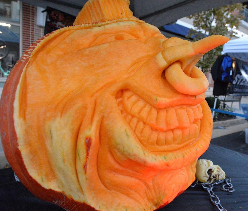 Ice Lab Pumpkin