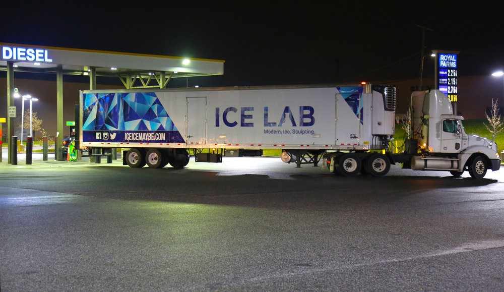 Ice Lab National Ice Sculpture