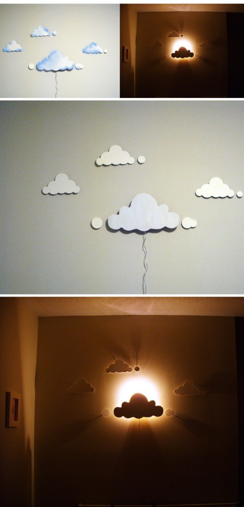 Clouds Night Light