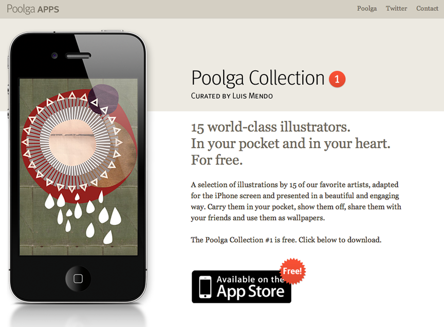 I've got some illustrations in the new Poolga iPhone app available for free here.