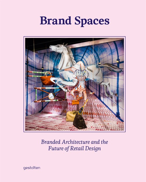 My J Crew installation is featured in the new  Gestalten Press  book,  Brand Spaces . There are some really amazing installations and examples of branded architecture, it's really an amazing book.. pick one up asap!